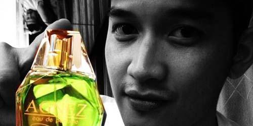 Rezky Aditya Pun Juga Beli Parfum Agnes Monica