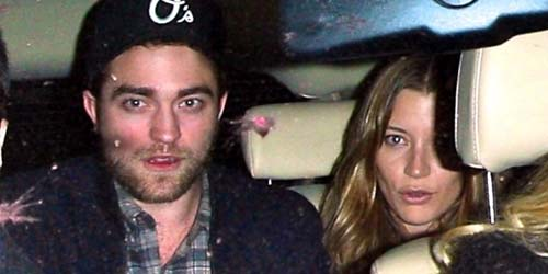 Robert Pattinson Kepergok Kencan dengan Sarah Roemer