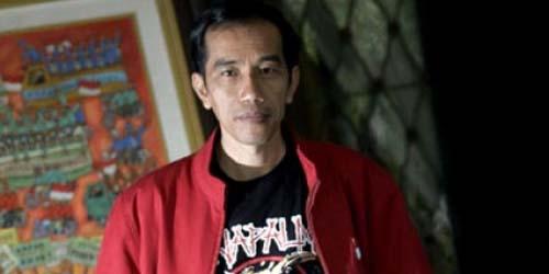 Rocker! Jokowi Bersiap Nonton Dream 'Theater'