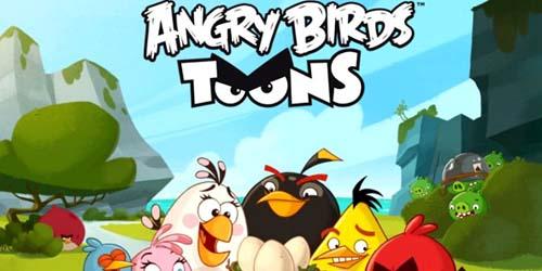 Rovio Akan Tayangkan Kartun Angry Birds di ANTV