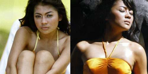 Sebelum Jadi Penyanyi, Indah Dewi Pertiwi Jadi Model Majalah Dewasa