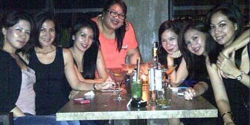 Sebelum Pesta Narkoba, Anggota DPRD Wanda Hamidah Juga Pesta Alkohol