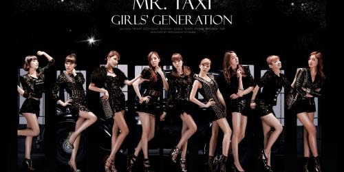 SNSD Rilis Video Klip Mr Taxi Versi Korea