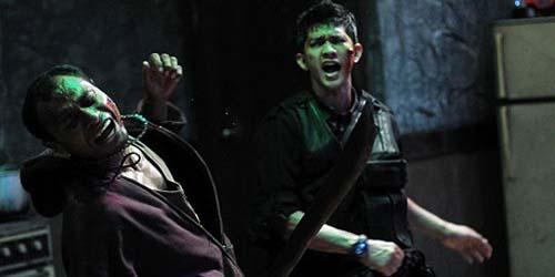 Syuting 'Berandal', Iko Uwais Hajar 20 Orang dalam Toilet