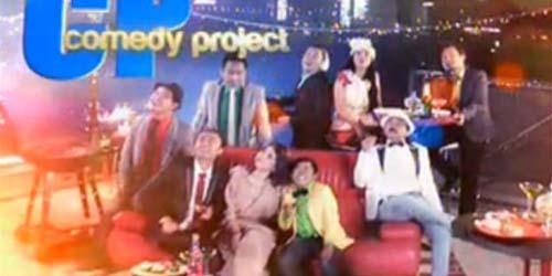 Foto Ngeres Banget Tampilkan Adegan Menjilat Pipi 'Comedy Project' di ...