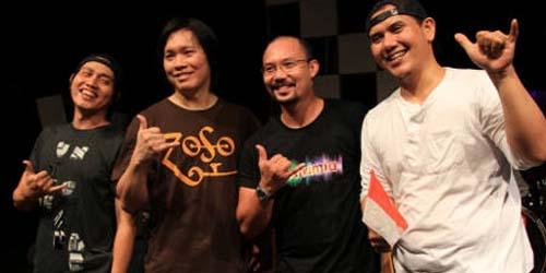 Tanpa Piyu, Personil Padi Bentuk Grup Band Baru 'Musikimia'