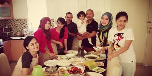 Titi Kamal Sudah Hamil 2 Bulan