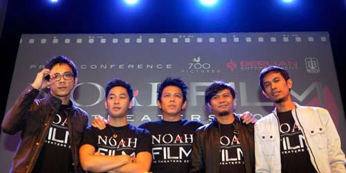Video Porno Ariel Dijadikan Film 'NOAH'
