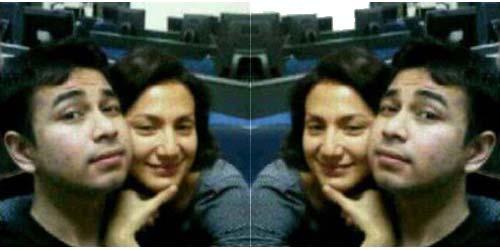 Wanda Hamidah Benarkan Foto Mesranya Bareng Raffi Ahmad