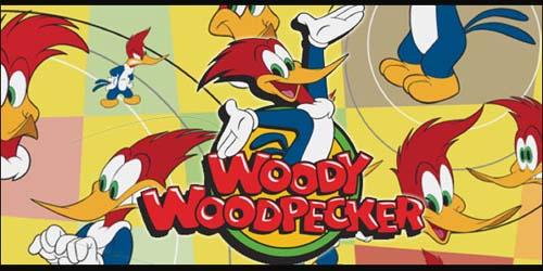 Woody Woodpecker Diangkat ke Layar Lebar