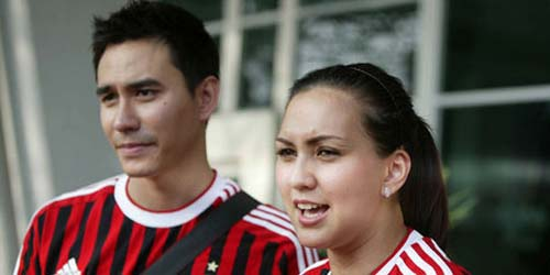 Wow! Anak Darius Sinathrya Sekolah Sepak Bola di FC Barcelona Indonesia