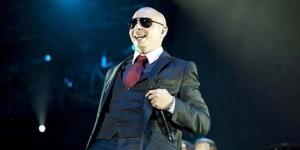 1 September 2013, Pitbull Konser di Jakarta