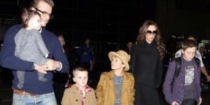 10 Keluarga Paling Fashionable Sepanjang Tahun 2012
