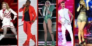 25 Konser Tersukses dengan Pendapatan Tertinggi Sepanjang 2012