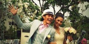 3 Pasangan Selebriti yang Menikah 20 Oktober 2012