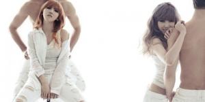 4 Bintang Korea Berwajah Imut dengan Tubuh Hot