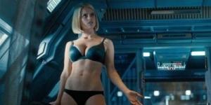 Adegan Carol Marcus Dengan Pakaian Dalam di Star Trek Into Darkness Dikritik