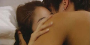 Adegan Ranjang Kim Hyung Jun SS501 dan Song Hyo Bi Bikin Heboh