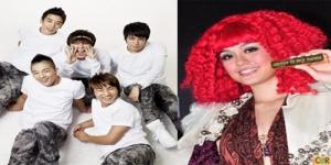 Agnes Monica Di Kalahkan Boyband Korea 'Big Bang' Di MTV Europe Music Awards 2011