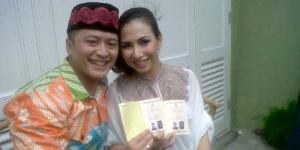 Akhirnya Deswita & Ferry Maryadi Akui Resmi Menikah