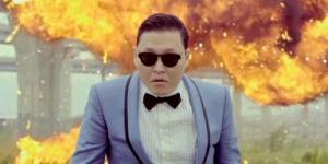 Akhirnya, Psy Kalahkan Justin Bieber dan Menjadi Raja YouTube