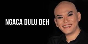 Aksi Deddy Corbuzier Nyanyi 'Ngaca Dulu Deh'
