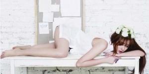 Aktris Korea 'Yoon Eun Hye' Berpose Seksi di Majalah Jepang