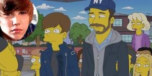 Beginilah Rupa Justin Bieber di Serial 'The Simpsons'
