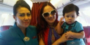 Benarkah Ini Anak Mulan Jameela Dan Ahmad Dhani?
