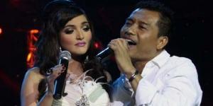 Berduet dengan Ashanty di Dashatnya Awards, Anang Sapa Syahrini