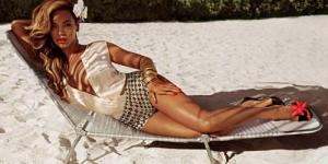 Beyonce jadi Model Koleksi Musim Panas H&M