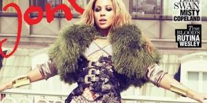 Beyonce Tampil Seksi di Majalah Jones, Sebelum Hamil
