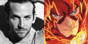 Bradley Cooper Jadi Superhero Flash