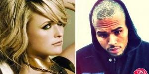 Chris Brown & Miranda Lambert Perang Twitter