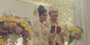 Congrats! Akhirnya Andhika Pratama & Ussy Sulistyawati Resmi Menikah