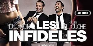 Dianggap Cabul, Poster Film 'Les Infideles' Dicekal di Perancis (Foto)