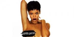 Dianggap Vulgar, Poster Konser Dunia Rihanna Ditutupi Kemben
