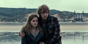 Dibalik Ciuman Ron Dan Hermione Harry Potter