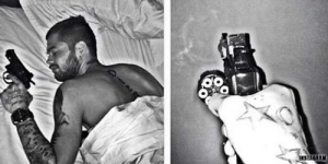 Pamer Pistol, Diego Michiels Ancam Bunuh Orang di Instagram