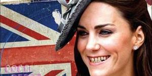 Duh! Kate Middleton Tampil dengan Gigi 'Kuning' di Cover Majalah