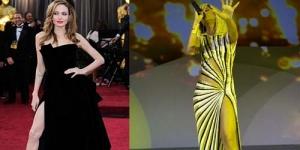 Duh! Rihanna Juga Terjangkit Virus Kaki Angelina Jolie