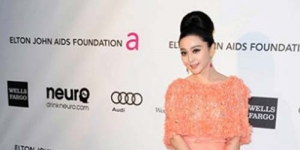 Fan Bingbing Juga Umbar Puting di Oscar Party