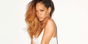Foto Artwork Single Terbaru Rihanna 'Right Now'