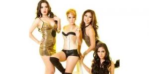 Foxy Girls Girlband Seksi dengan Genre Melayu