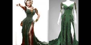 Gaun Marilyn Monroe Laku Rp 4,4 M Dalam Lelang