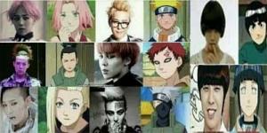 Gaya Rambut G-Dragon 'Big Bang' Mirip dengan Karakter Anime 'Naruto'