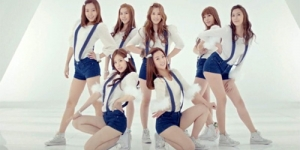 Girlband Korea 'A Pink' Pendatang Baru Paling Bersinar