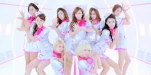Girls Generation (SNSD) jadi Pramugari Cantik untuk Flower Power versi Jepang
