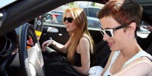 Hah! Lindsay Lohan Balikan dengan Pasangan Lesbinya