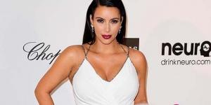 Hamil, Bokong Kim Kardashian Makin Membesar